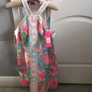 Brand new Lilly Pulitzer shift dress size 2